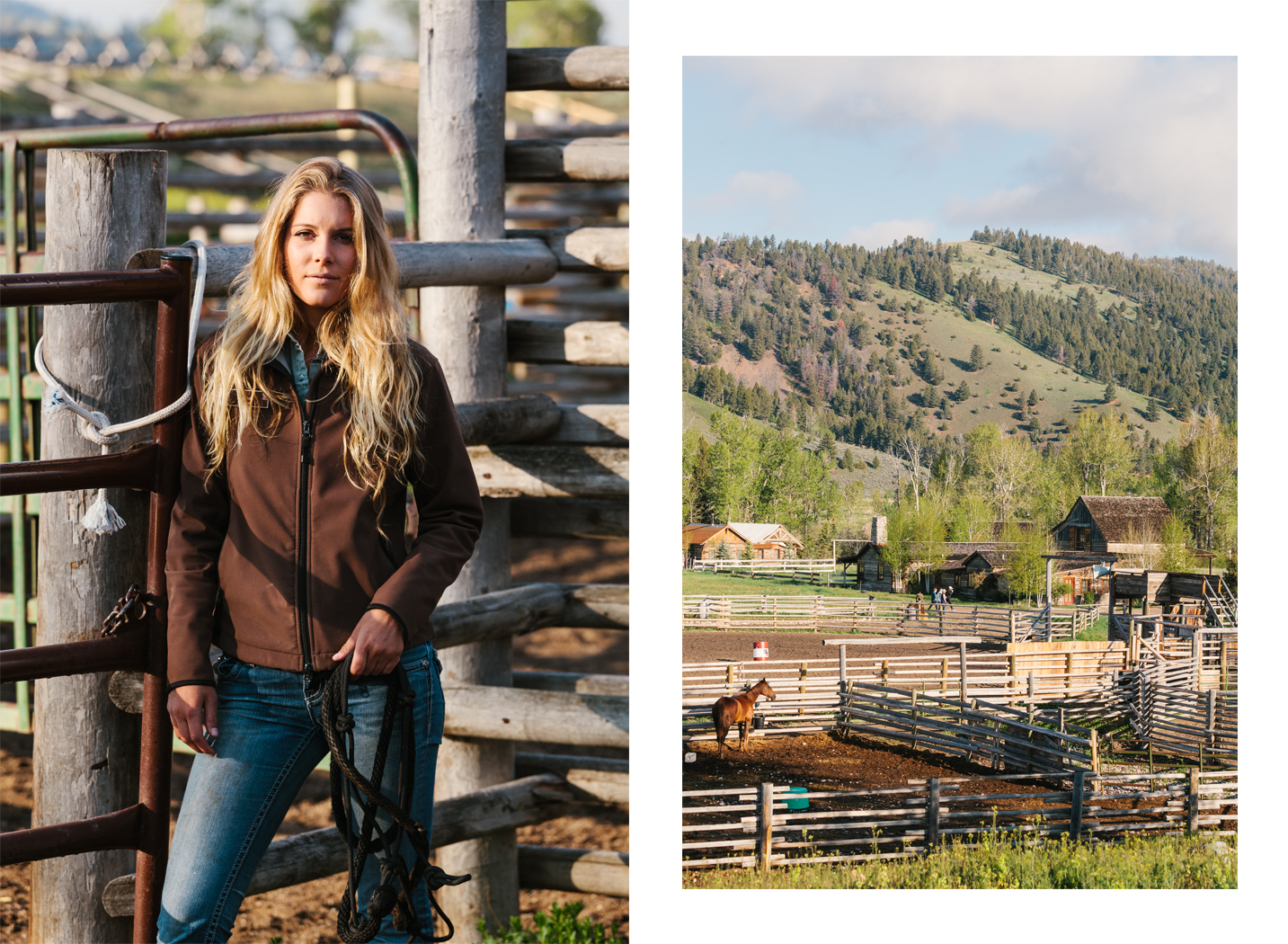 The Ranch at Rock Creek in Montana, photographed for Rhapsody Magazine.  Brad Torchia is an LA-based editorial and commercial photographer.