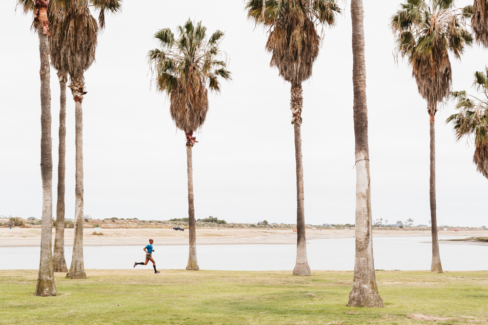 US Olympic Marathon Runner Meb Keflezighi. Brad Torchia is an LA-based editorial and commercial photographer.