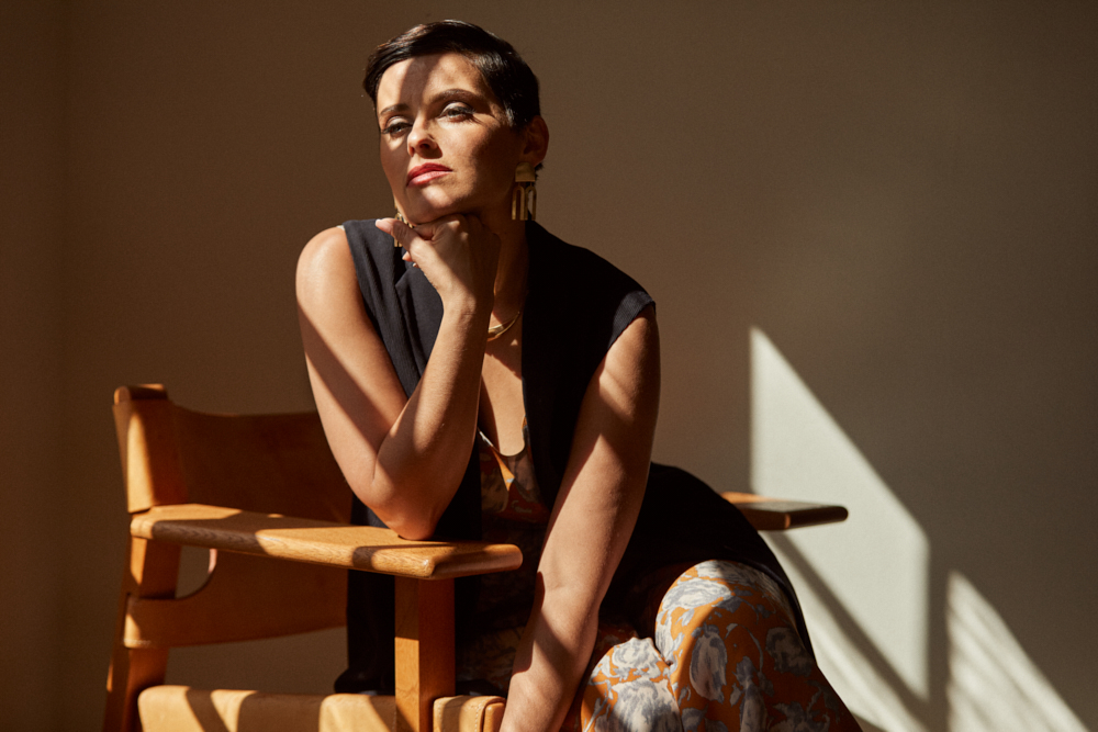 Nelly Furtado, photographed in Los Angeles for GQ. Brad Torchia is an LA-based editorial and commercial photographer.
