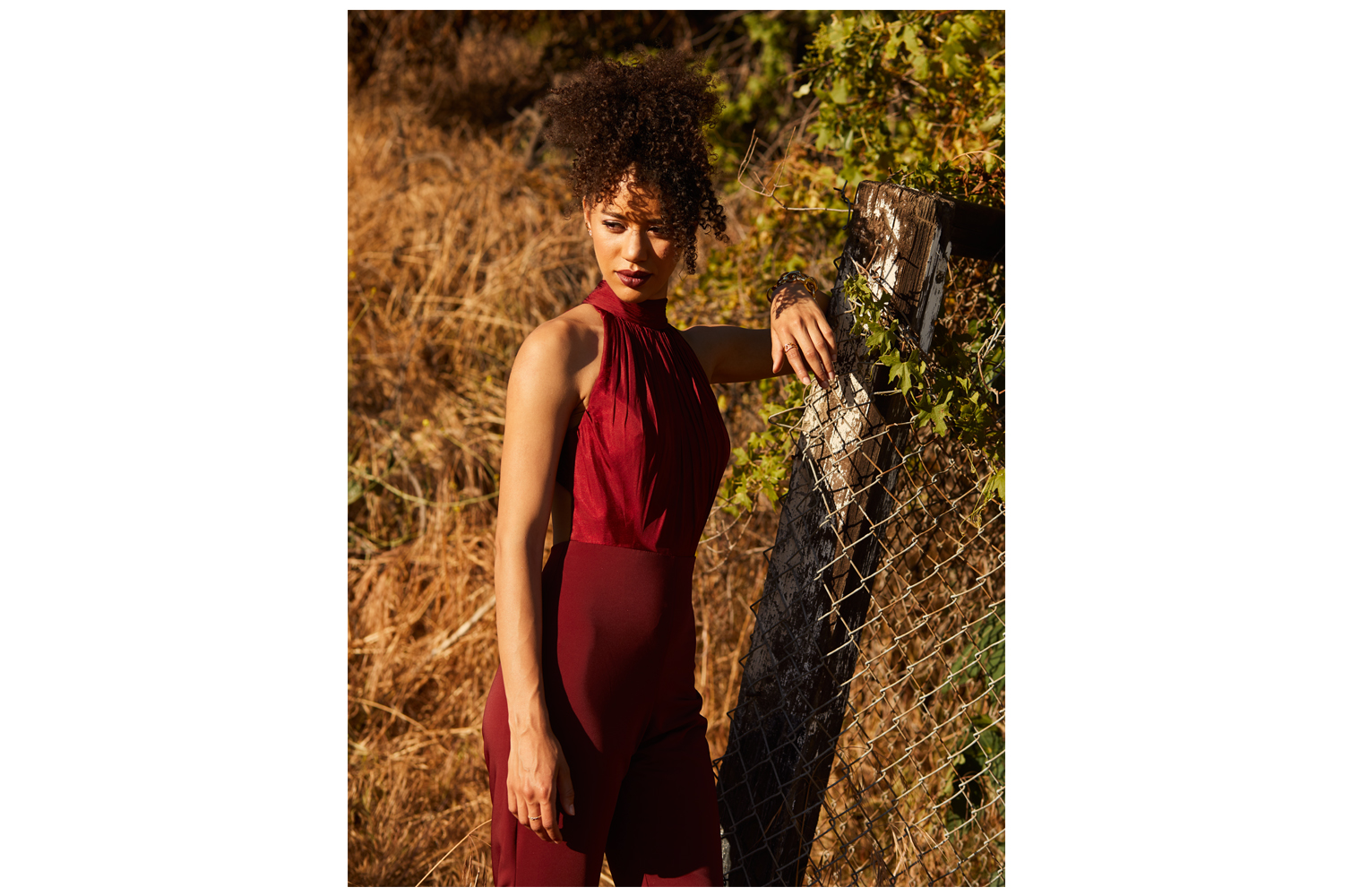 Jasmin Savoy Brown of HBO's The Leftovers. Brad Torchia is an LA-based photographer.