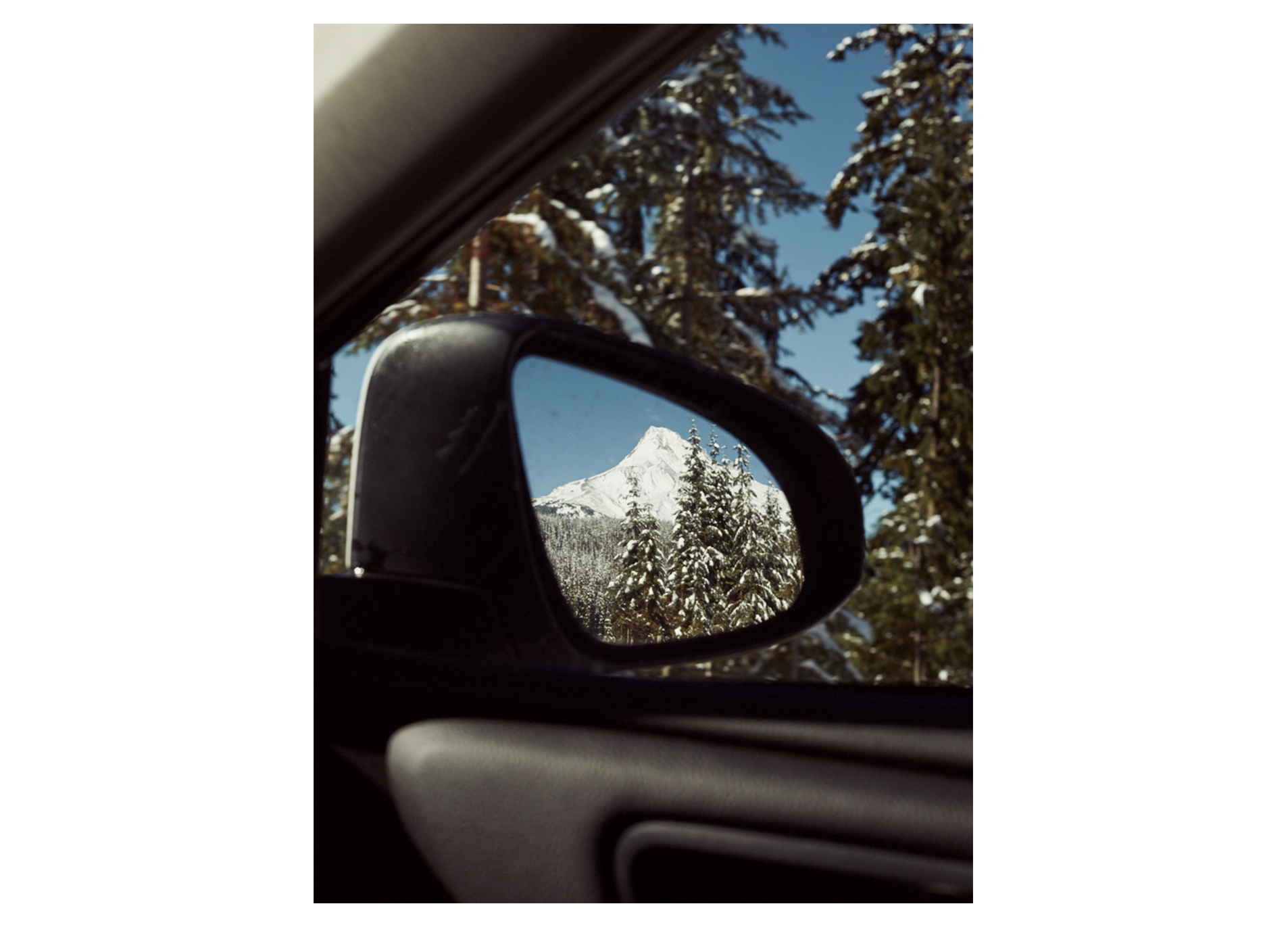 Mt. Hood, Oregon.  Brad Torchia is an LA-based editorial and commercial photographer.