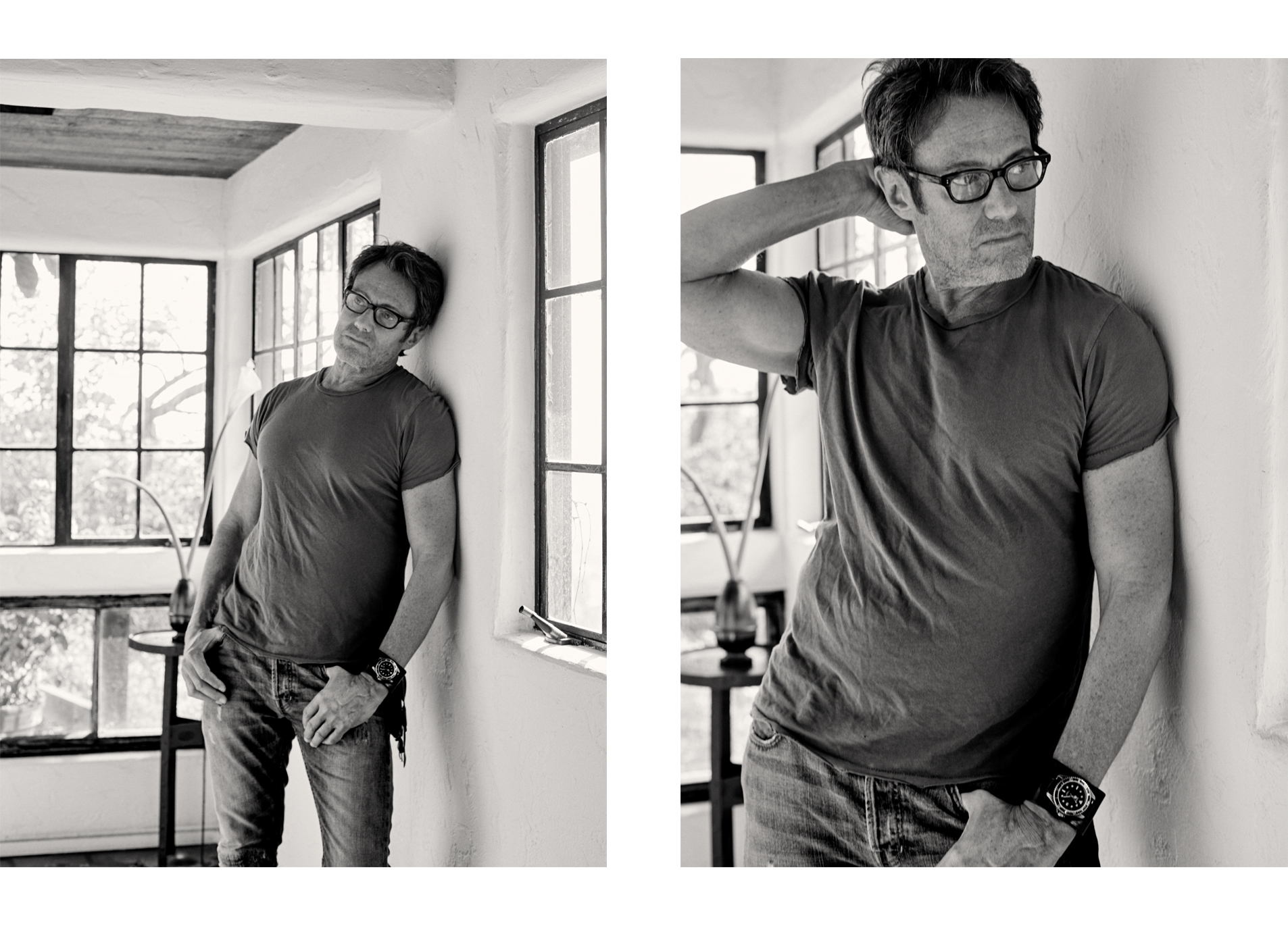 Costume Director Michael Kaplan, photographed by Brad Torchia for The New York Times