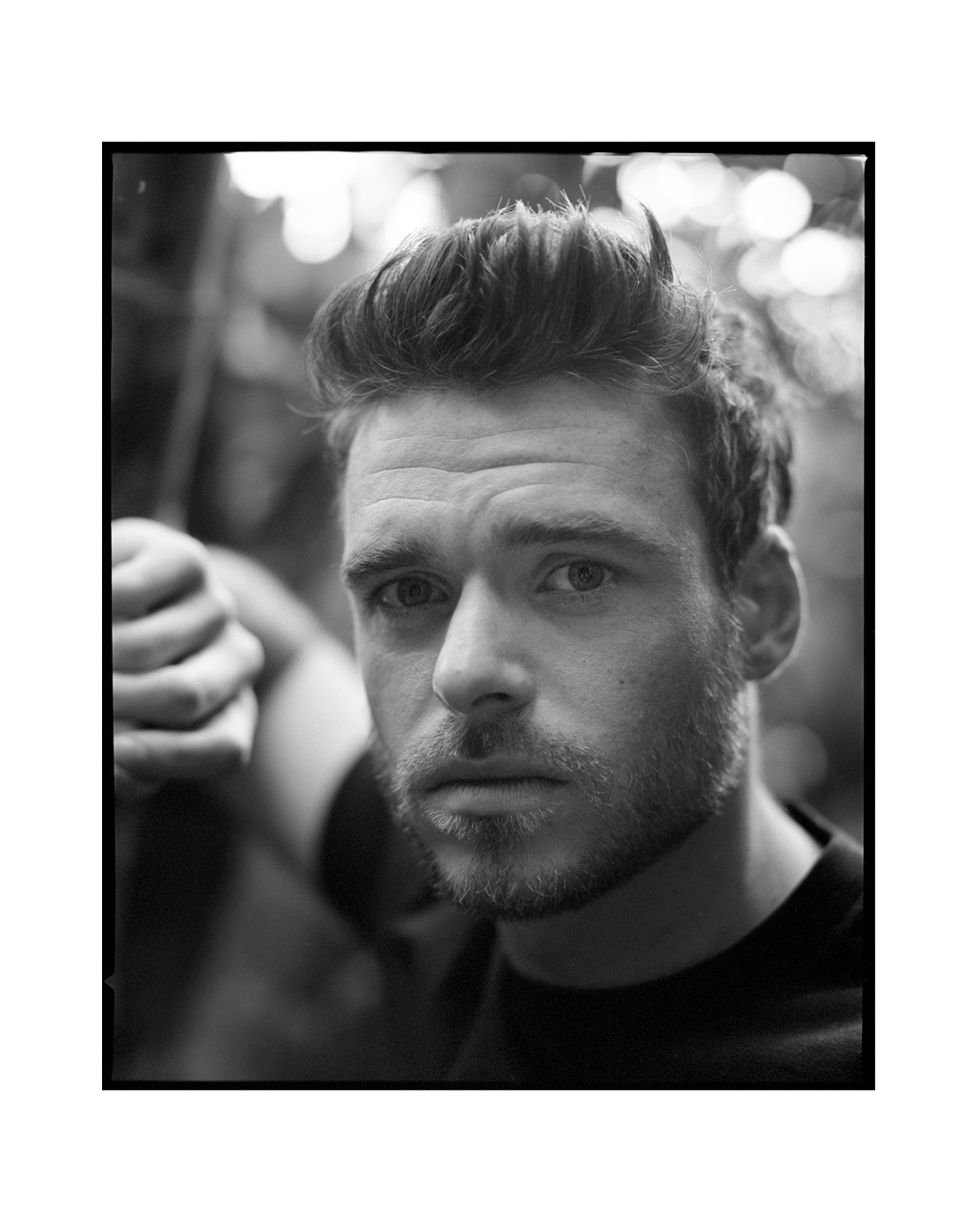Richard Madden, photographed in Beverly Hills by Brad Torchia