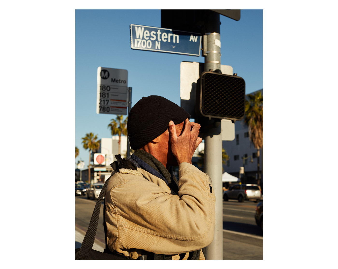 Brad Torchia is a Los Angeles based photographer.