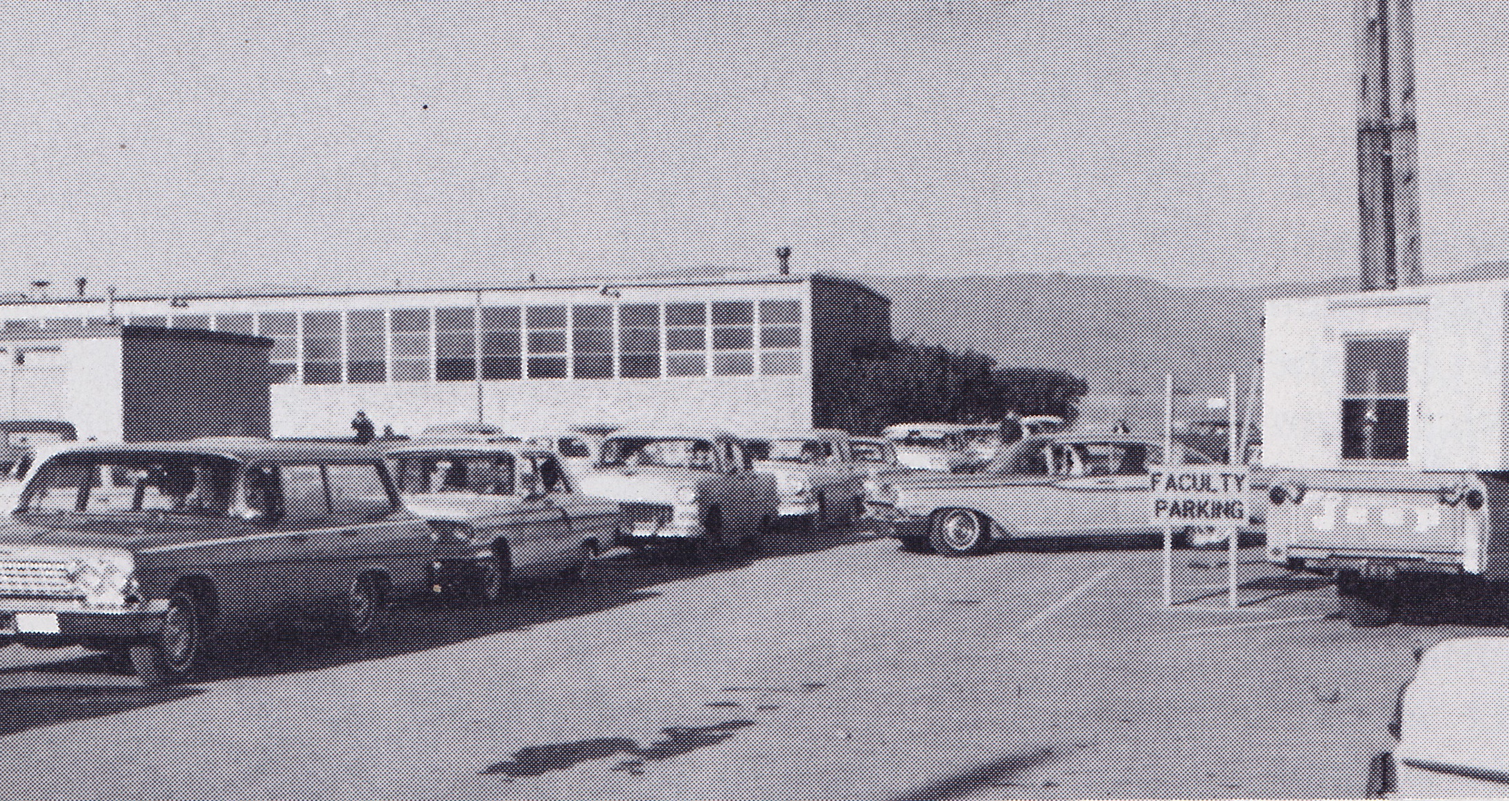 60s Wing, Shop Classes (Wood Shop, Metal Shop, Auto Shop, etc.), c. 1970s