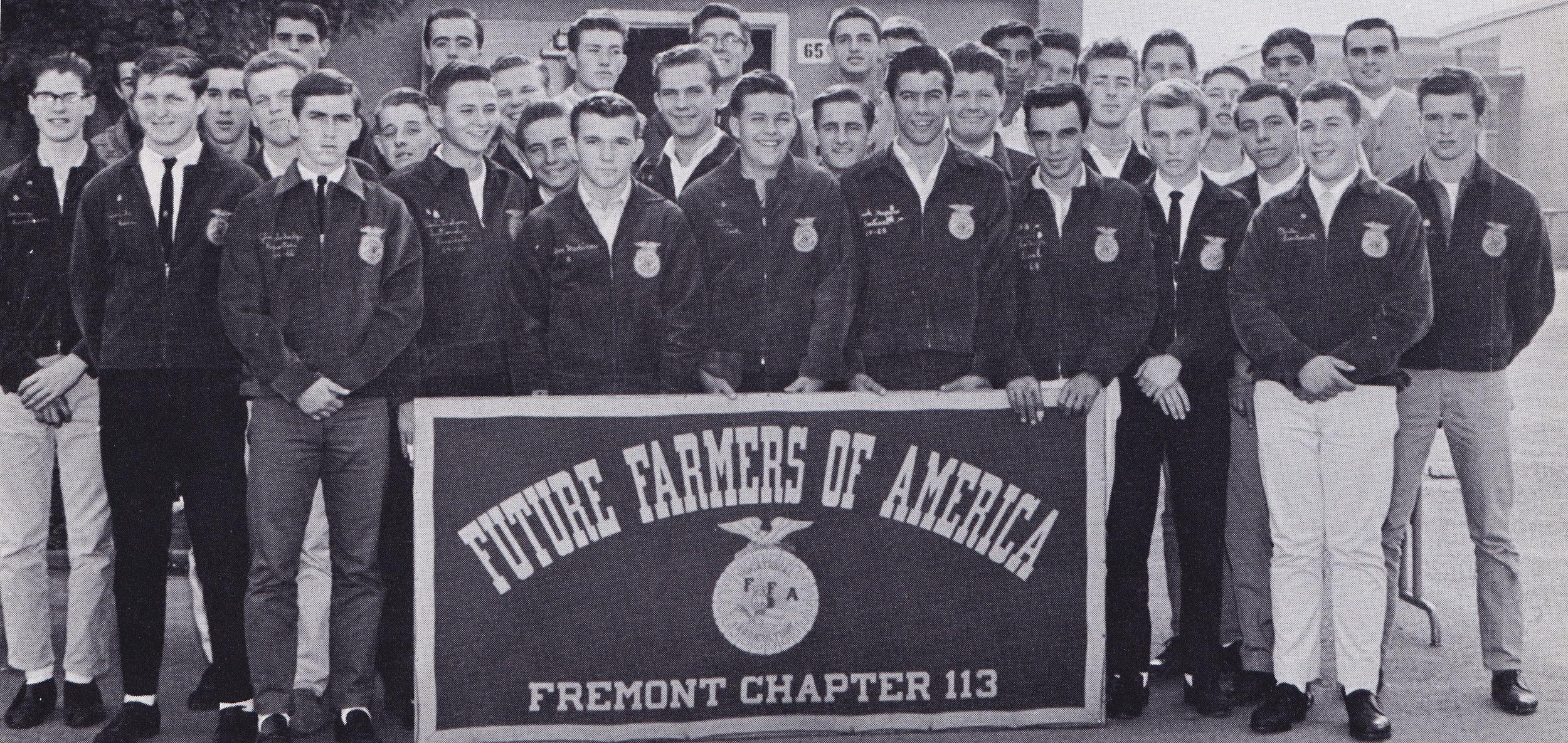 Future Farmers of America Club (1965)