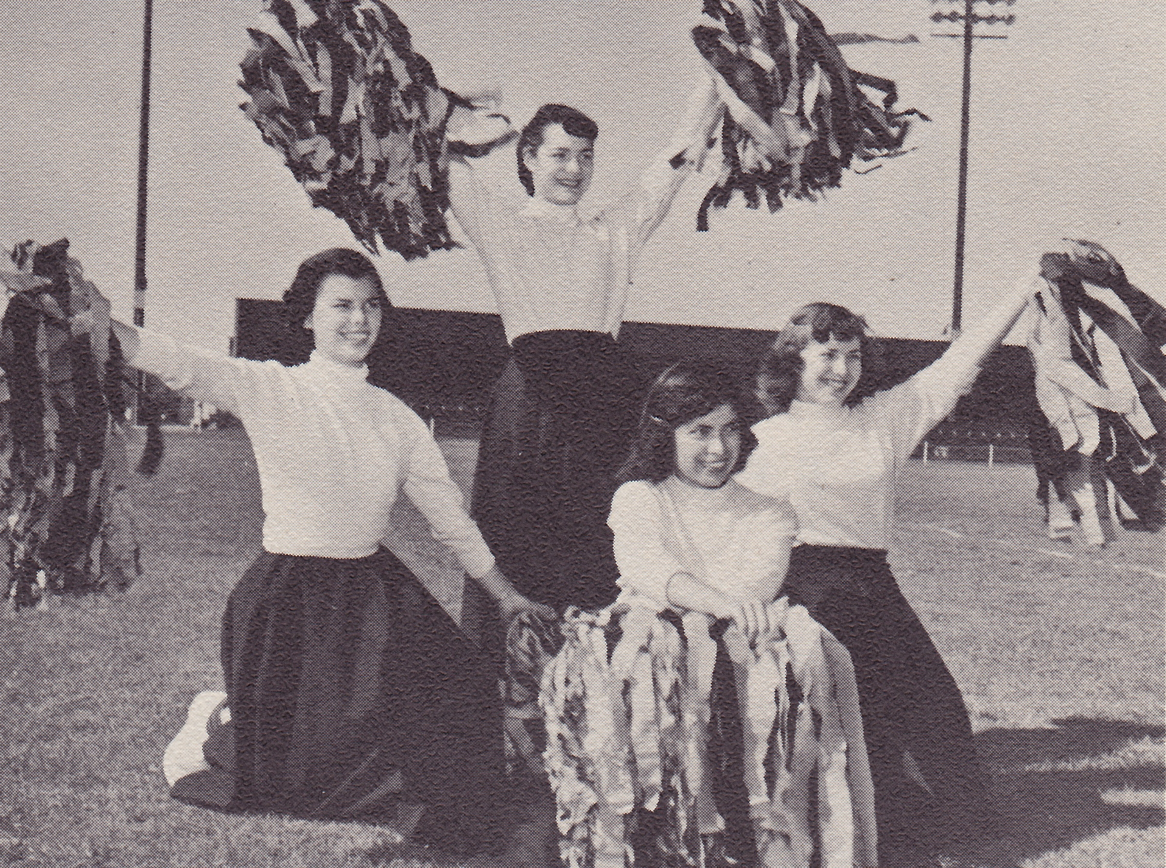 Cheerleaders (1955)