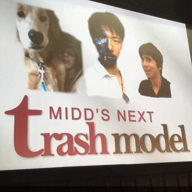 Introducing... Midd's Next TRASH Model. We've got some SERIOUS TALENT! Y'all are Amazing 😄🎉