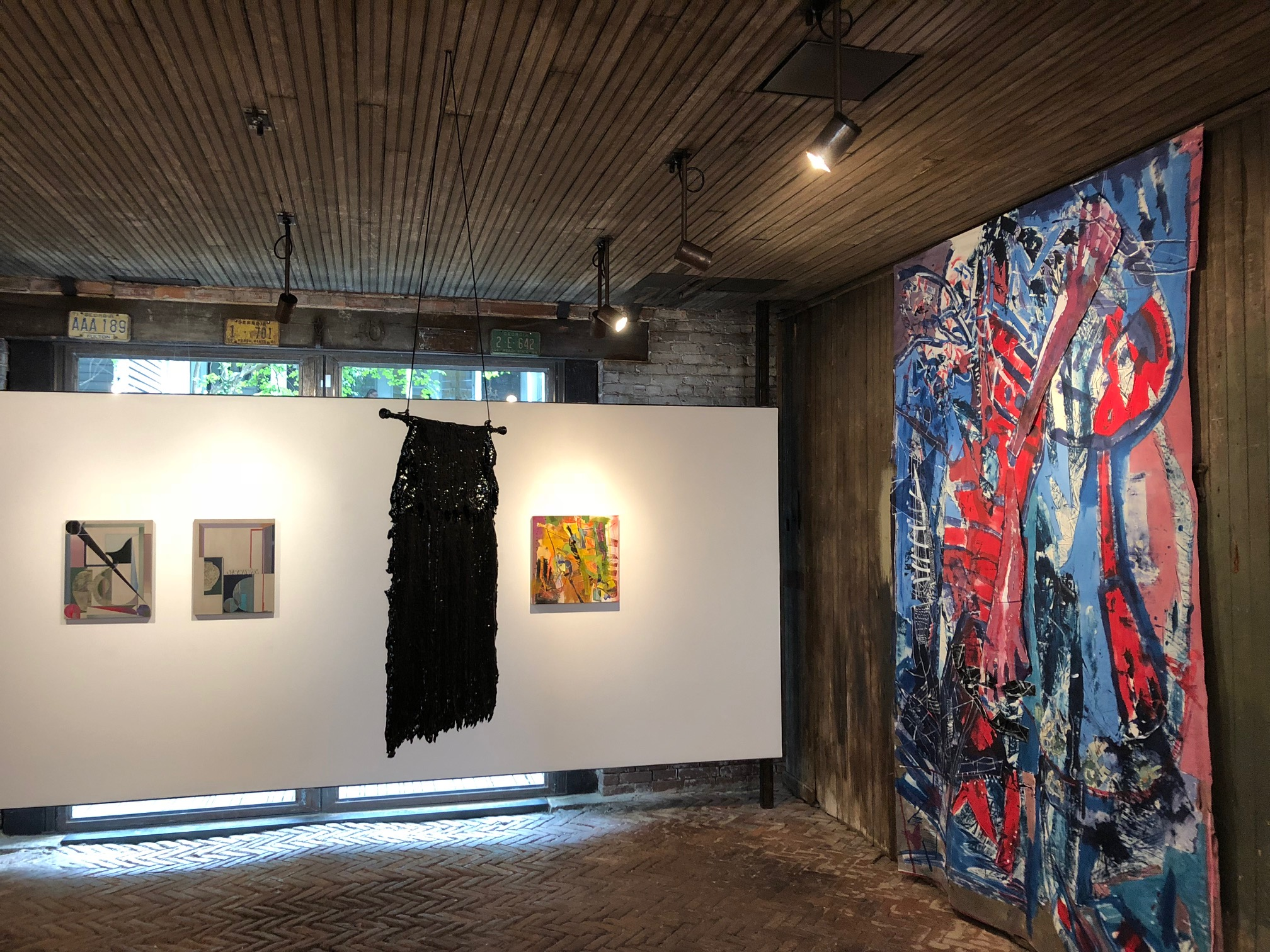 """Whitespace Gallery """"Won't Lovers Revolt Now"""" June 22, 2018 Opening"""
