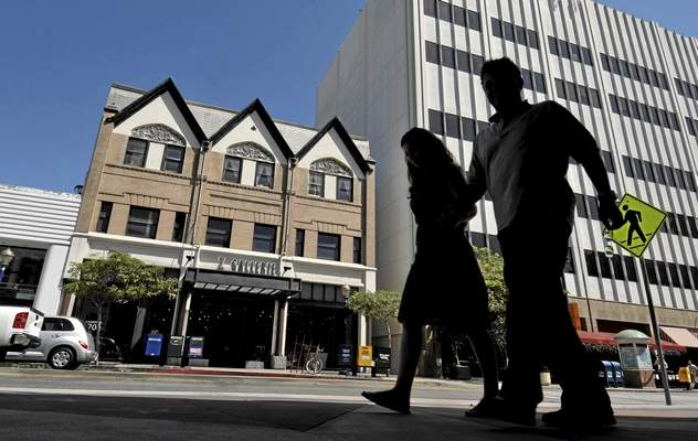 Built in 1903, the Masonic Temple building at 230 Pine Ave. in downtown Long Beach has sat vacant since Z Gallerie closed in 2010. It is expected to reopen in March as The Loft on Pine, offering space for events such as bar mitzvahs, corporate parties and weddings.