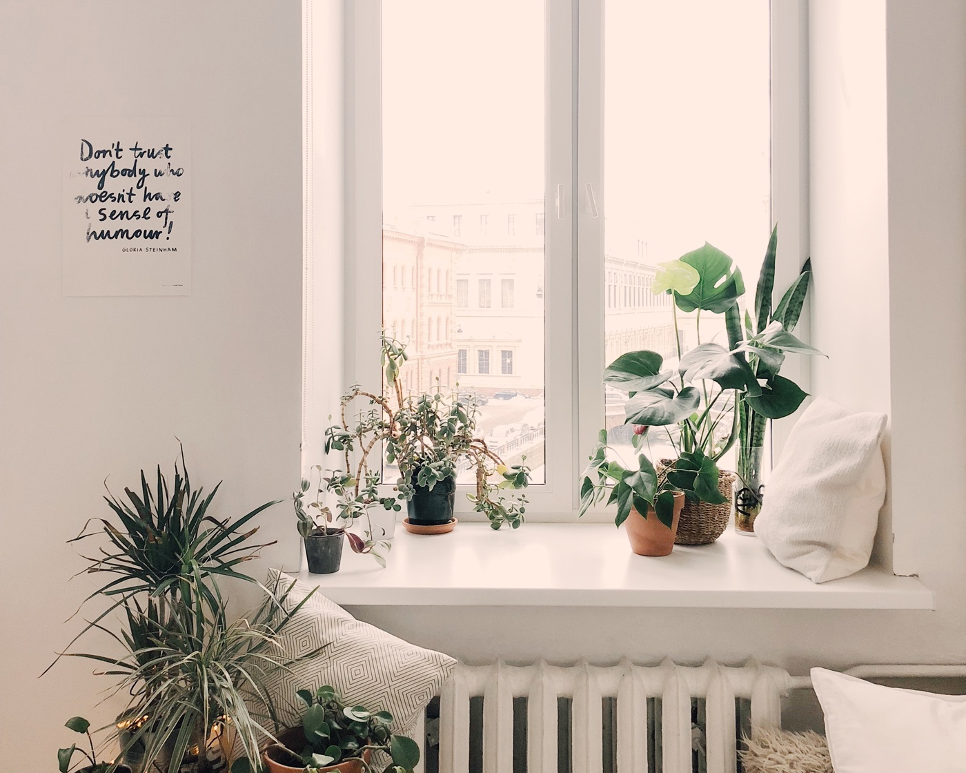 What's your vibe? - We asked Christies Home Living for some tips on how to create a peaceful atmosphere in your home.