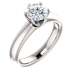 Morgan | Solitaire Engagement Ring