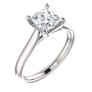 Caroline | Solitaire Engagement Ring