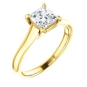 Jennifer | Solitaire Engagement Ring