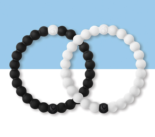 Black & White Lokai | Choose Your Cause