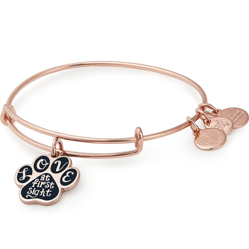 Love At First Sight Charm Bangle