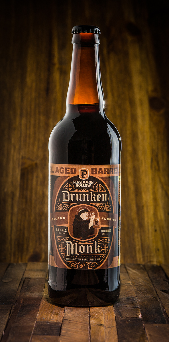 Copy of Barrel Aged Drunken Monk
