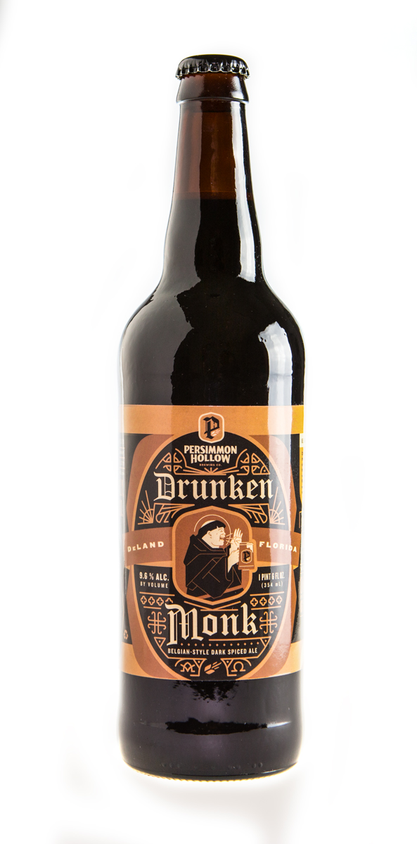 Copy of Drunken Monk Bottle