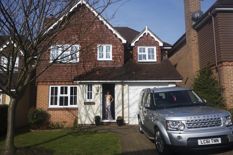 Jo's house, Essex