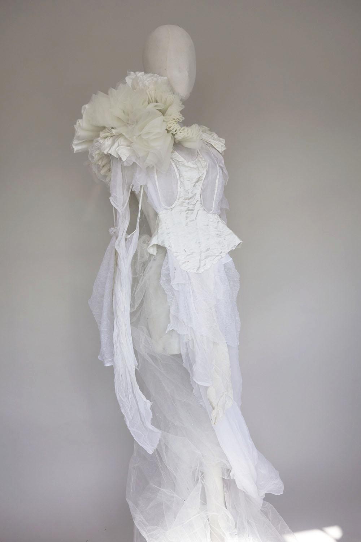 White Rider dress,  Arizona Journey