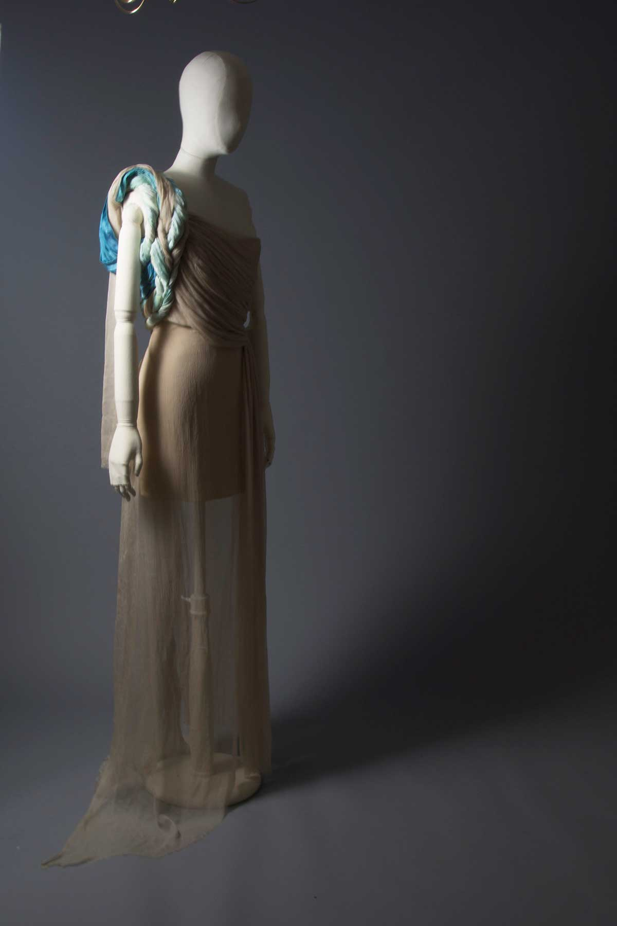 Sleeping Vegas dress, Arizona Journey