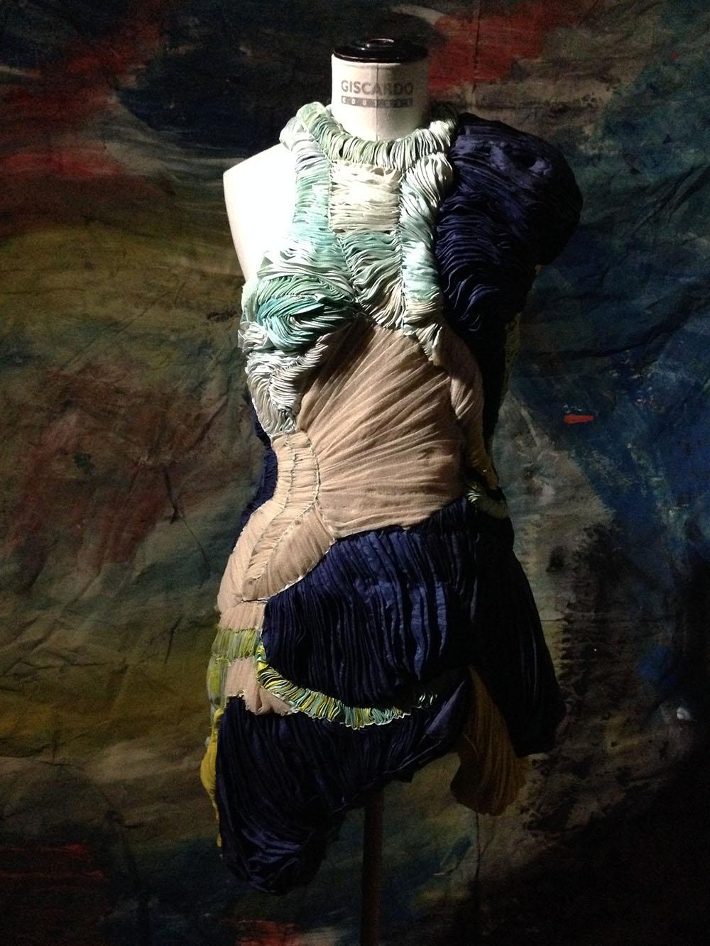 Castagnera Bond dress,  Arizona Journey