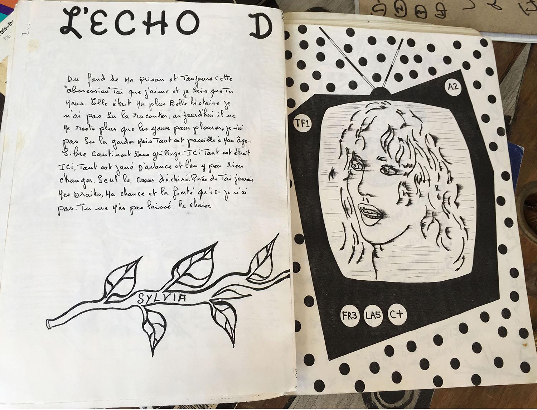 Art publication from Prison 'Haute Mamma'