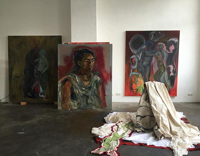 Frankfurt today - Langestrausse Studio @carokropff