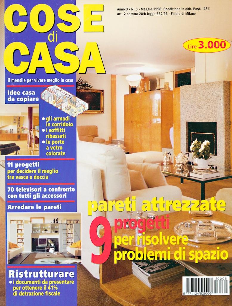 Vecchio Mulino, Cover.jpg
