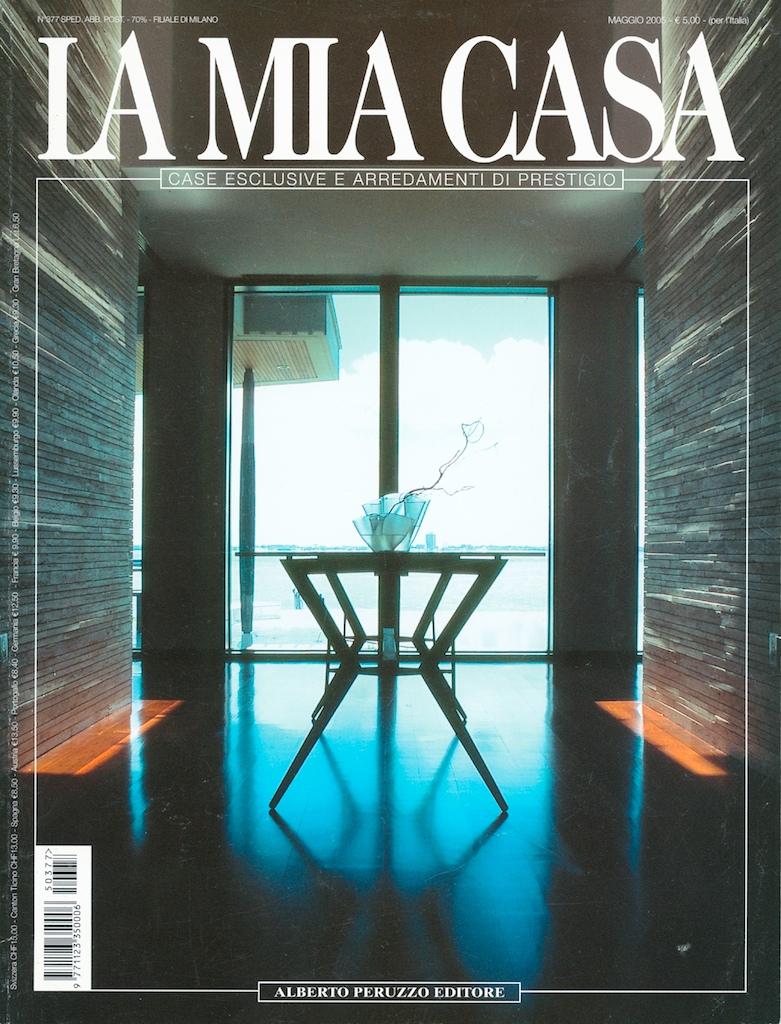 LA Mia casa, Cover Page.jpg