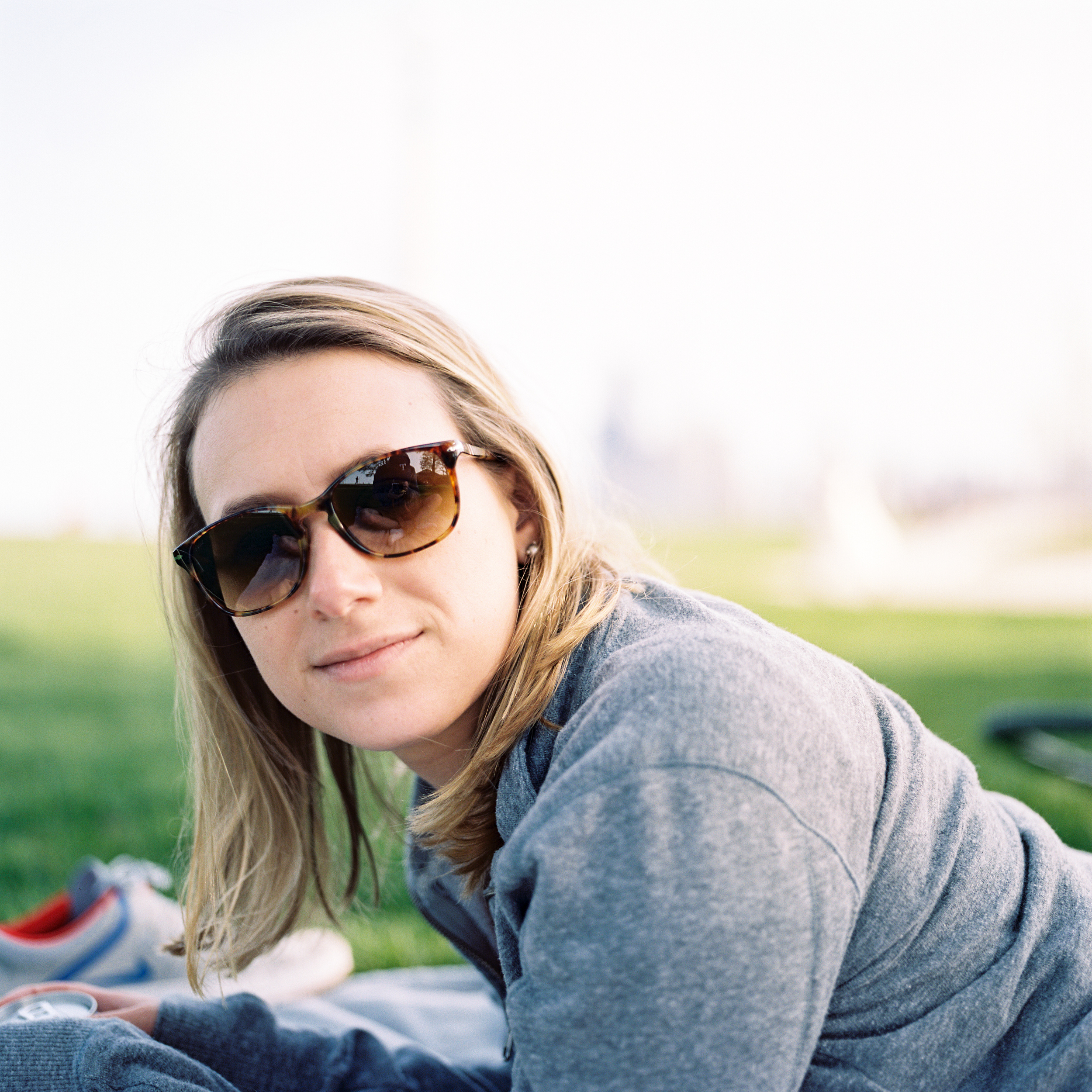 Latest roll shot on Hasselblad in May
