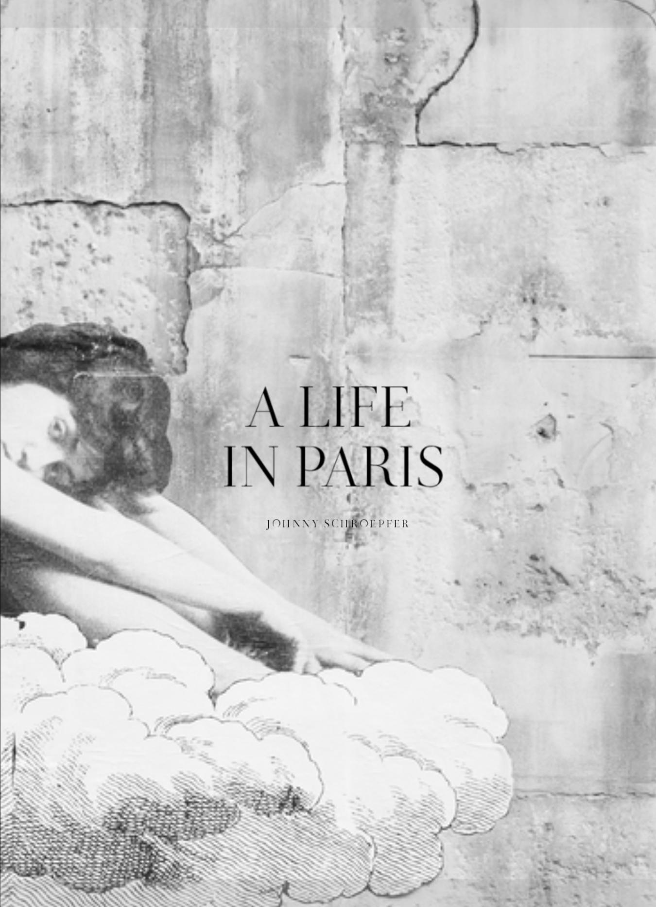 A Life in Paris  Cover