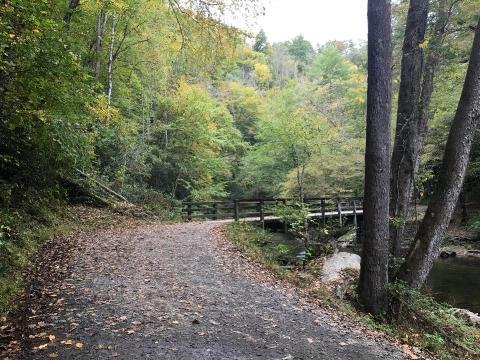 Deep Creek Trail, Great Smoky Mountains National Park