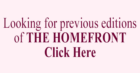 The Home Front Newsletter Archives