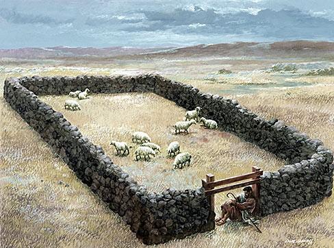 http://www.heavenboundhomemaker.com/wp-content/uploads/2012/11/Door-of-the-Sheepfold.jpg