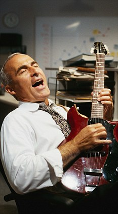 guitar jammin in the workplace .jpg