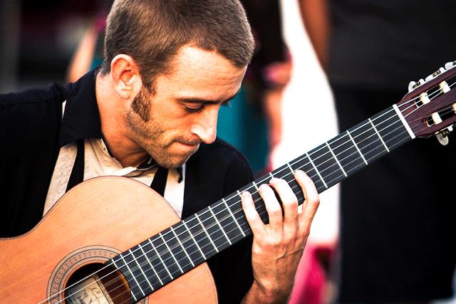 guitar teacher jesse davis