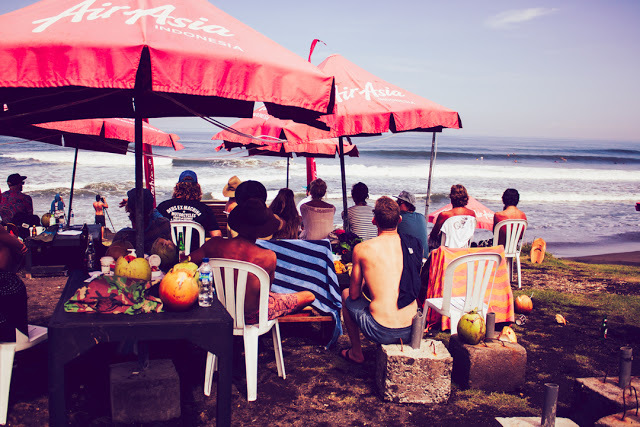 Deus Ex Machina  's 9 Foot and Single contest at Canggu.