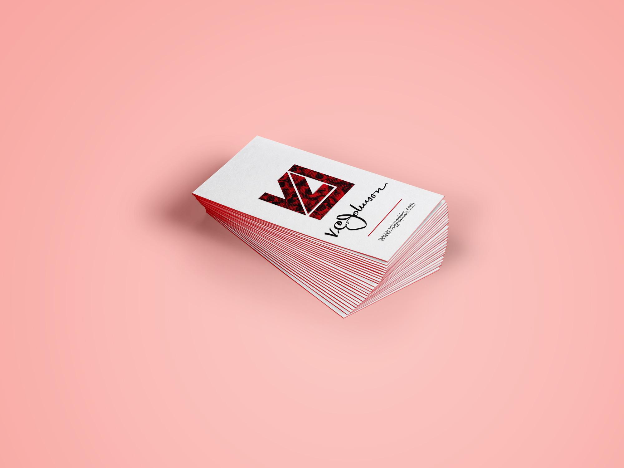 VCJ Business Cards