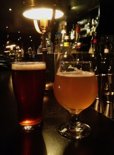 Ladyface Red Rye and Eagle Rock Manifesto