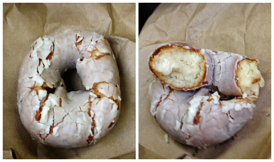 Tres leches @ Doughnut Plant