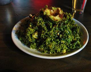 Spicy Kale Salad