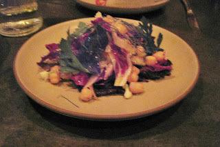 Octopus Confit Salad