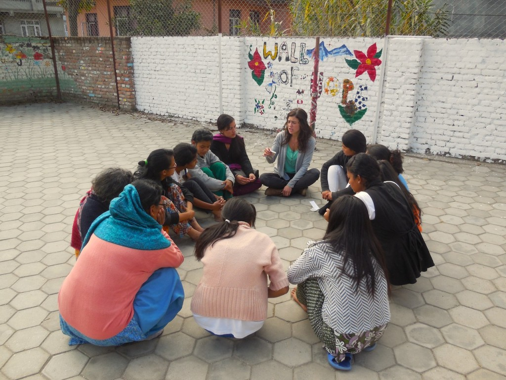 Volunteer-NSP-Lizzie-leading-a-discussion-group-on-girls-rights-in-Nepal-1024x768.jpg