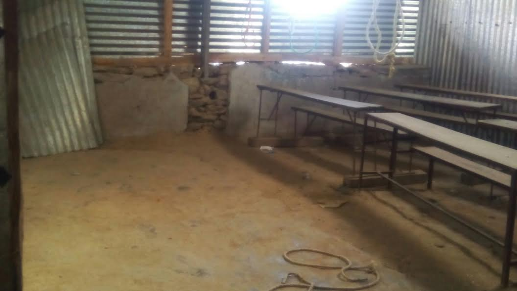 Saraswoti School - after