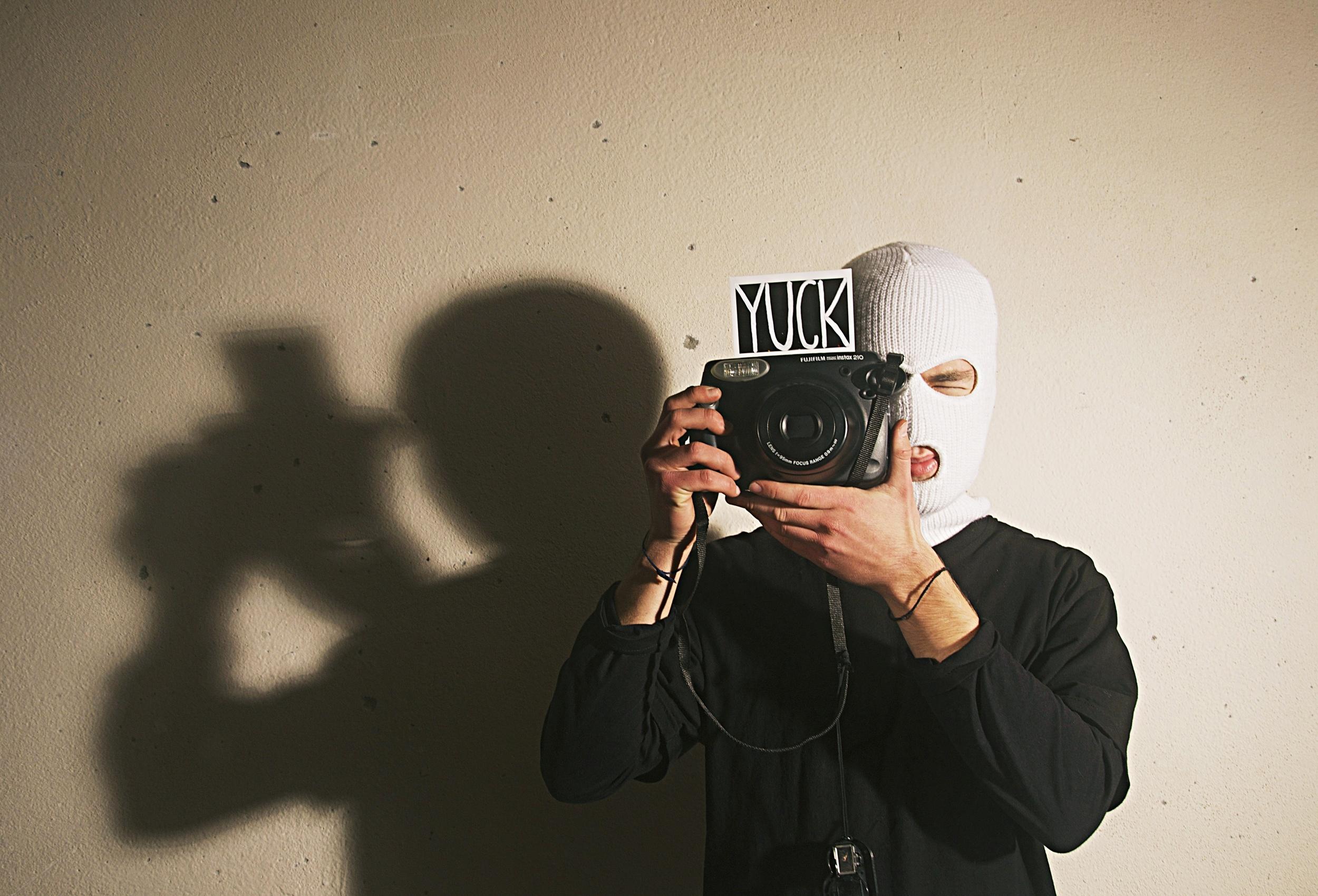 Yuck 2  by Nika Maciazek