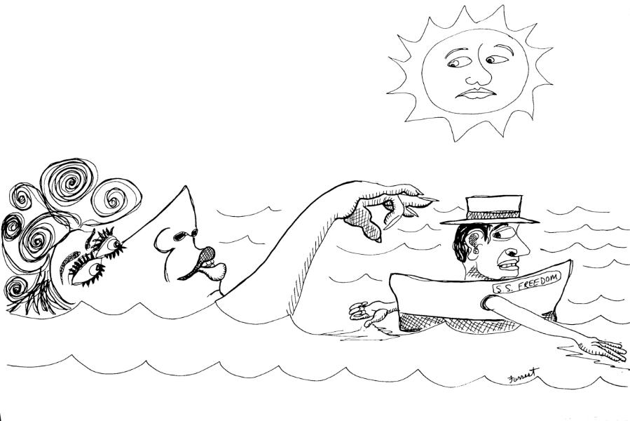 Sinking Ship by Allen Forrest