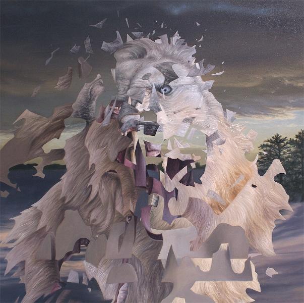 White Lion / Angela Gram