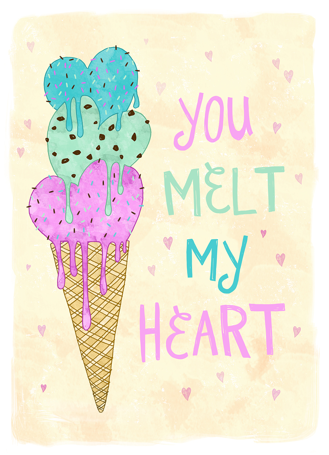 You Melt My Heart