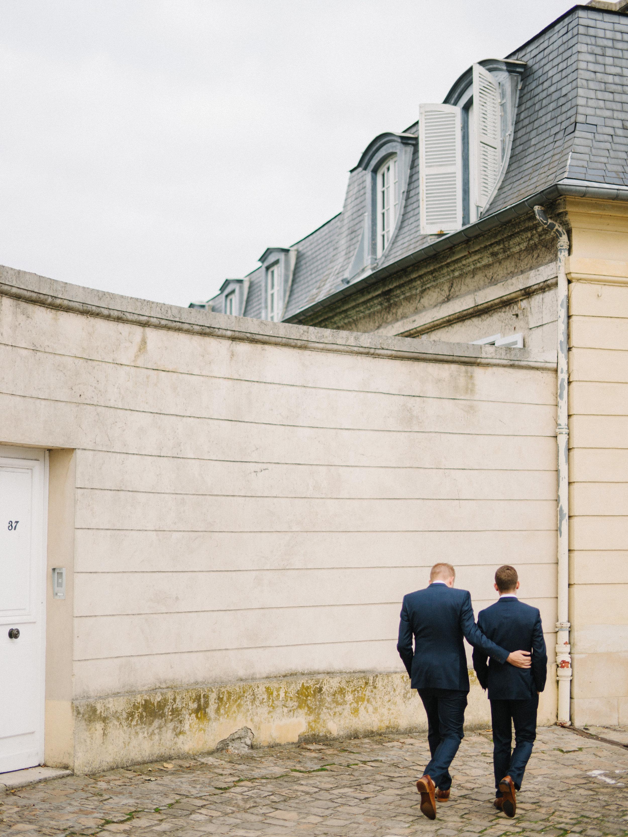 ANDREW + DANNY    Saint-Germain-En-Laye, France    VIEW